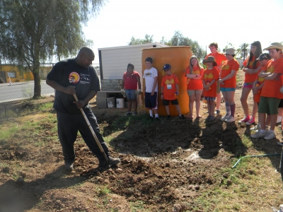 TigerMountain Foundation | Community growing projects