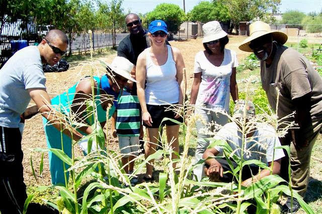 Community Gardening | TigerMountain Foundation
