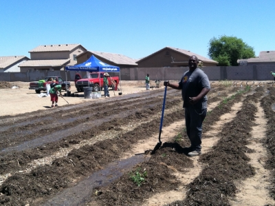 Agriscaping | TigerMountain Foundation | Phoenix, AZ