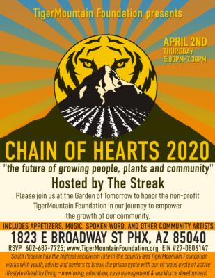 Tiger Mountain Foundation | Community Events | Phoenix, AZ
